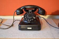 W48 FR .Reiner Telefon Bakelit Telefon  für Manufaktum NP 249 Euro