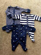 NEXT Baby newborn Boys Sleepsuits Babygrows