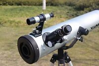New  Visionking 3 inches 76 - 700mm Reflector Newtonian Astronomical Telescope