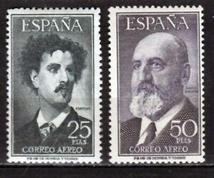 1955 - España - Fortuny Quevedo - Edifil 1164/1165 - MNH