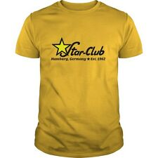 Star Club Hamburg Germany T Shirt Beatles