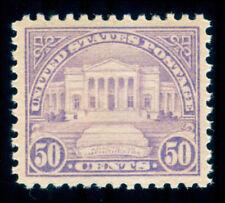 Momen: Us Stamps #571 Mint Og Nh Xf-Sup Pf Cert
