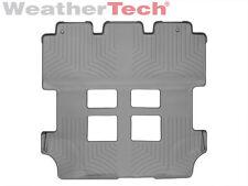 WeatherTech FloorLiner - Honda Odyssey - 2011-2017 - 2nd/3rd row coverage - Grey