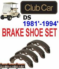 Club Car Golf Cart 1981'-1994' Rear Brake Shoe (set of 4) 1011463