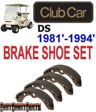 Club Car Golf Cart 1981'-1994' Rear Brake Shoe (set of 4) 1011463
