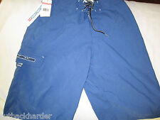 QUIKSILVER Cargo TRUNKS Board Shorts Boys Mens size 28 ZenButte Quicksilver NEW