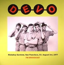 Devo - Live in CA 1977 SEALED NEW! Import LP from an FM broadcast