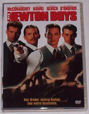 DIE NEWTON BOYS - Matthew McConaughey, Ethan Hawke, DVD