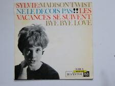 SYLVIE VARTAN Madison twist French Ep