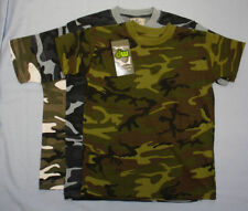 Unbranded Camouflage T-Shirts & Tops (2-16 Years) for Boys
