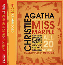 Miss Marple Complete Short Stories Gift Set [unabridged Edition] by Agatha Christie (CD-Audio, 2005)