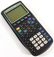 Texas Instruments TI-83 Plus Graphing Calculator Black With Cover B004