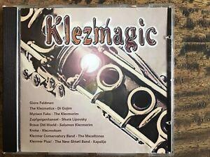 Klezmagic (1997) CD