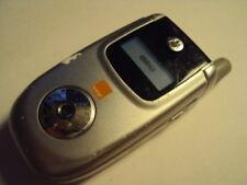 Facile a buon mercato ANZIANI SENIOR BAMBINI MOTOROLA V220 telefono cellulare su Orange