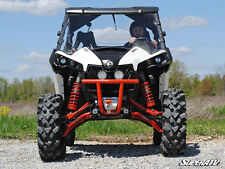 Can-Am Maverick Front Bumper Without hoop WHITE SuperATV CLEARANCE SALE!!!