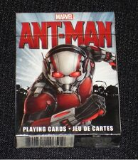 "Marvel Comics Ant-Man ""Movie"" Playing Card Deck: 52-337"