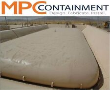 MPC Containment Systems 10,000 Gal Fuel/Water Collapsible Fabric Tank