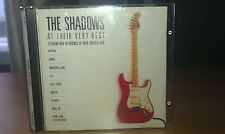 The Shadows At Their Very Best CD featuring 20 brand new recordings for sale