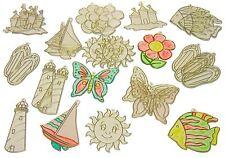 24 Decorazioni Per Bambini Kids per dipingere 3 di ogni finestra di progettazione Decorazioni