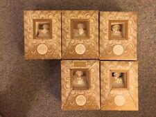 """Margaret Furlong 4"""" Porcelain Angel Ornaments 1997 1998 or 1999 in Boxes Pick 1"""
