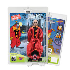 Scooby Doo 8 Inch Mego Style Action Figures Series 1: Ghost Clown