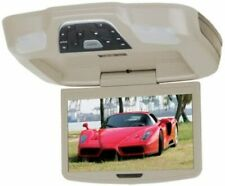"Boss Audio Systems BV8.5TA Tan 8.5"" Widescreen Flip Down TFT Monitor DVD Player"
