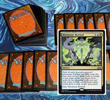 mtg BLUE BLACK DIMIR DECK Magic the Gathering rares 60 cards lazav geth mill