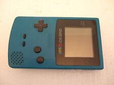 Nintendo Game Boy Color Teal CGB-001 GREAT CONDITION