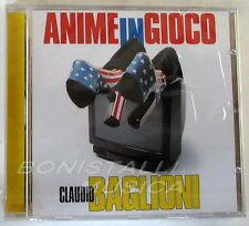 CLAUDIO BAGLIONI - ANIME IN GIOCO - CD Sigillato NO EDICOLA