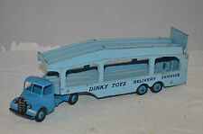 Dinky Toys 982 - 794 Pullmore car transporter in excellent condition