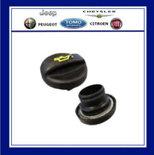 PEUGEOT CITROEN Petrol Engine 16V Oil Filler Cap Genuine - 025856 EP6/3 EW TU