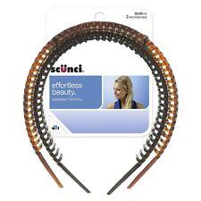 Scunci Effortless Beauty Headbands 2 ea