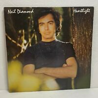 Neil Diamond ‎– Heartlight: Columbia 1982 Vinyl LP Album (Soft Rock)