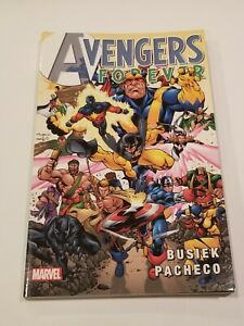 Marvel Avengers Forever TPB - Busiek & Pacheco