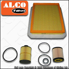 VAUXHALL/OPEL ZAFIRA MK2/B 1.9 CDTI OIL AIR FUEL FILTER SERVICE KIT (2005-2014)