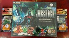 Justice Campaign Box DC Dice Masters: Mystics & Doom Patrol Team Packs