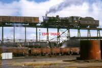 PHOTO  SOUTH AFRICAN RAILWAYS 15A CLASS 4-8-2 LOCO  NO 1970 MILLY  AT DE AAR 3/9