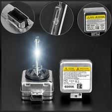 2 AMPOULE XENON D3S 6000K HID LAMPE FEU 66340 pour AUDI A1 A3 A5 A5 A6 Q5 Q7 35W