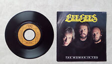"VINYLE 45T 7"" SP MUSIQUE INT / BEE GEES ""THE WOMAN IN YOU"" 1983 RSO - 813 173-7"