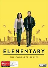 Elementary The Complete Series DVD Lucy Liu Region 4