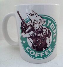 Conflictos en la nube café Starbucks Parodia Gracioso 11oz Taza de Cerámica