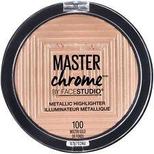 (1) Maybelline Master Chrome Metallic Highlighter, You Choose