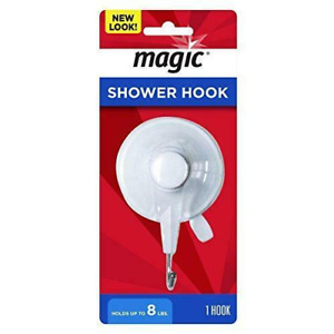 New Sealed Magic Suction Hook - Keep Your Shower or Bathtub Area Organized