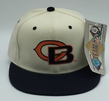 Vintage Chicago Bears Hat Cap New Era Classic Team Collection Fitted Size 7 1/4