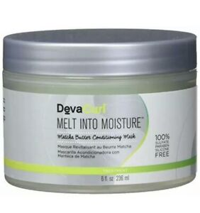 New DevaCurl Melt Into Moisture Conditioning Mask 8oz