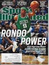 Sports Illustrated Magazine 5/3/2010 Rajon Rondo Cover With Label