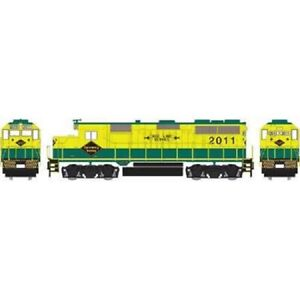Lycoming Valley GP35 Locomotive #2011 Standard DC HO - Roundhouse #RND12244