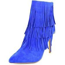 Calzado de mujer azul Steve Madden ante