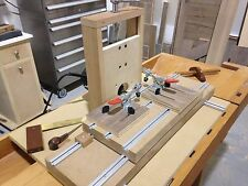 Mortise Machine PLAN in a PDF file emailed to you