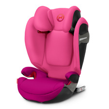 Cybex Solution S-Fix Passion Pink 2018 Goldline Kollektion - NEU